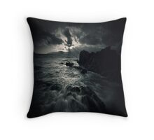 From the gate Throw Pillow
