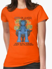 Gamer - RTS Genre Womens Fitted T-Shirt