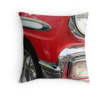 Nomad Cornerin' Throw Pillow