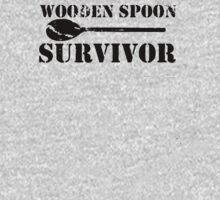 Wooden Spoon Survivor by zainulatqia