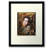 Because You Are Beautiful Framed Print