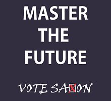 Vote saxon Master the future Unisex T-Shirt