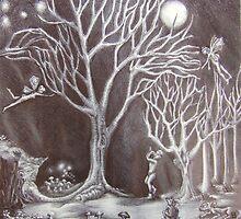 Night-time Fantasy by Artofliisalang