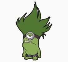 Minions Assemble - The Mincredible Hulk Kids Clothes