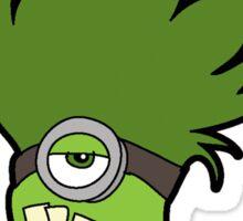 Minions Assemble - The Mincredible Hulk Sticker