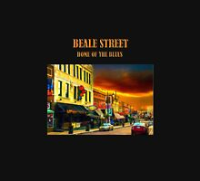 Beale Street Home of the Blues - Memphis Art Unisex T-Shirt