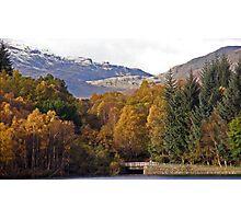 Loch Katrine - The Trossachs Photographic Print