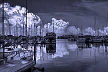 In reflection  II, by LudaNayvelt