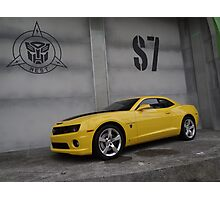 Sports Car Photographic Print