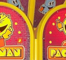 Pac Man Fever Sticker