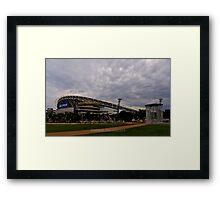ANZ Stadium - Sydney Olympic Park Framed Print