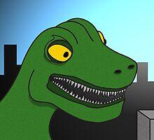 Dinosaur by VariousArtbyTom