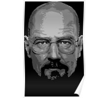 Breaking Bad - Heisenberg ( Vector ) Poster