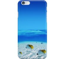 Post Card from Tahiti iPhone Case/Skin