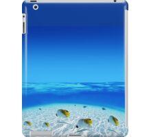 Post Card from Tahiti iPad Case/Skin
