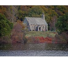 The Trossachs Kirk - Loch Achray Photographic Print
