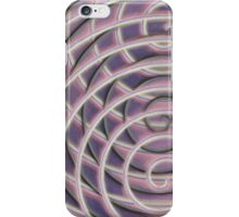 Painted Spirals iPhone Case/Skin