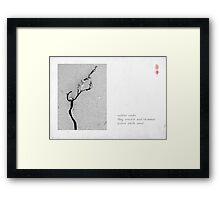 Riverboat Man - part 3 Framed Print