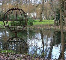 leonardo's garden by joybliss