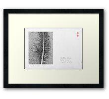 Riverboat Man - part 4 Framed Print