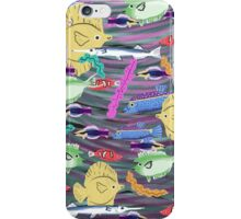 Tropical Fishies iPhone Case/Skin