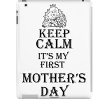 MOTHER'S DAY iPad Case/Skin
