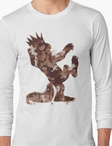 Wild Rumpus Long Sleeve T-Shirt