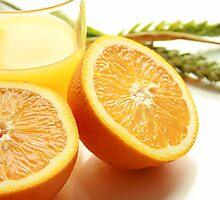 Oranges by Steve Woods