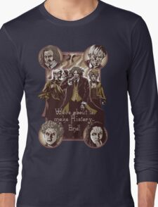 Fearsome Four Long Sleeve T-Shirt