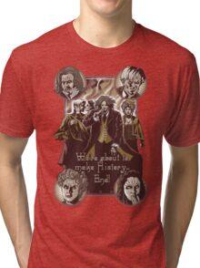 Fearsome Four Tri-blend T-Shirt