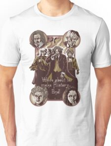 Fearsome Four Unisex T-Shirt
