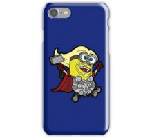 Minions Assemble - Lord of Thunder, Prince of Mingard iPhone Case/Skin