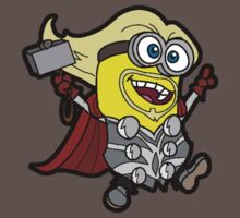 Minions Assemble - Lord of Thunder, Prince of Mingard Kids Clothes