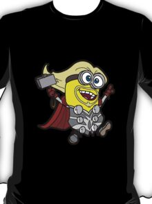 Minions Assemble - Lord of Thunder, Prince of Mingard T-Shirt
