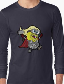 Minions Assemble - Lord of Thunder, Prince of Mingard Long Sleeve T-Shirt
