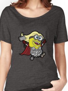 Minions Assemble - Lord of Thunder, Prince of Mingard Women's Relaxed Fit T-Shirt