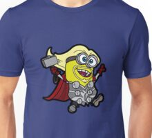 Minions Assemble - Lord of Thunder, Prince of Mingard Unisex T-Shirt