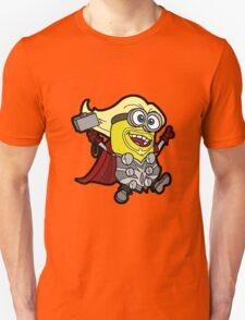 Minions Assemble - Lord of Thunder, Prince of Mingard Unisex T-Shirt