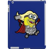 Minions Assemble - Lord of Thunder, Prince of Mingard iPad Case/Skin