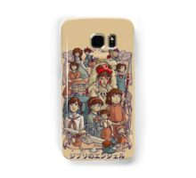 Ghibli's Angels Samsung Galaxy Case/Skin