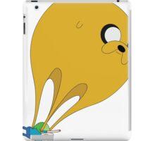 Finn and Jake-Balloon iPad Case/Skin