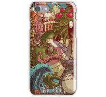 Myazaki's Monsters iPhone Case/Skin