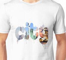 City graffiti Unisex T-Shirt