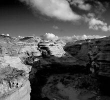 Cliffs of Desire by Dylan B-M