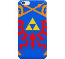 Zelda - Hylian Shield Pattern iPhone Case/Skin