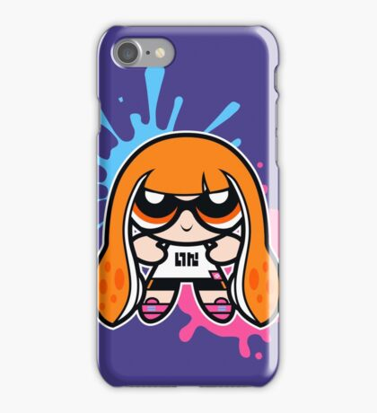 Powerpuff Inkling iPhone Case/Skin