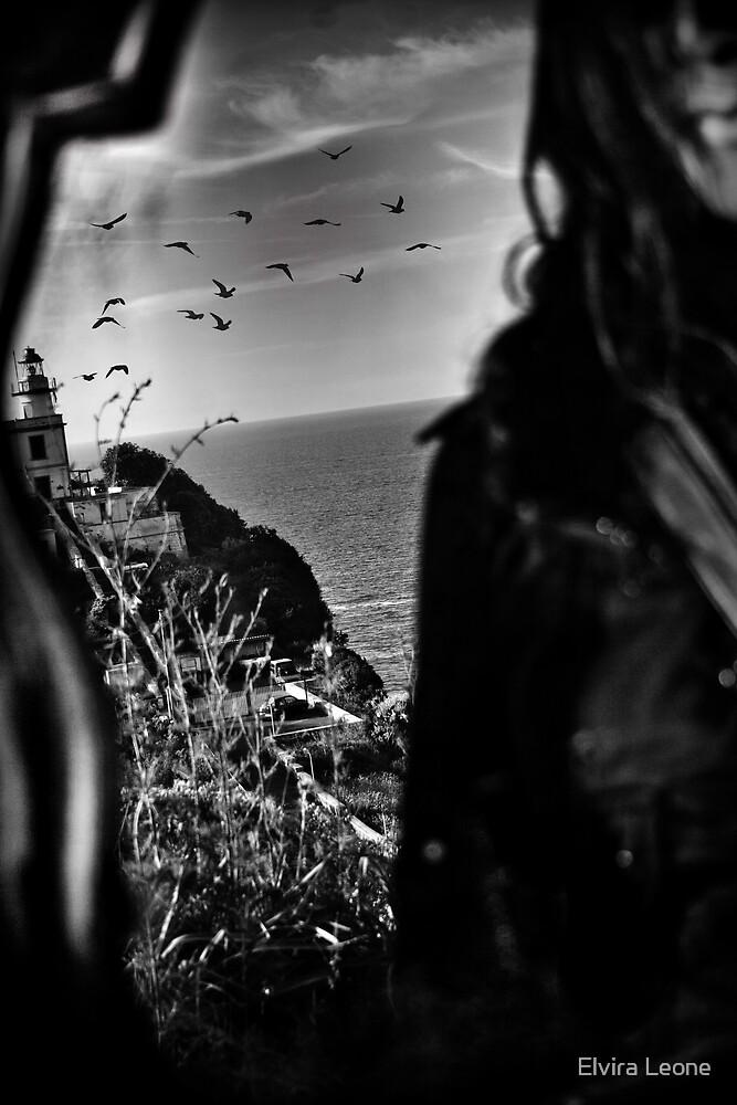 Lighthouse by Elvira Leone