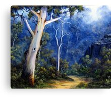 DOWN IN THE VALLEY Canvas Print