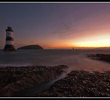 Penmon point at sunrise  by Shaun Whiteman