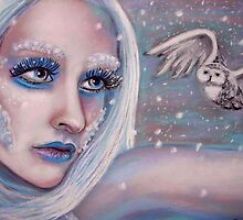 White Witch by MoonSpiral